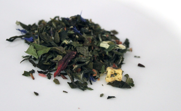 Sage on Sage White Strawberry tea