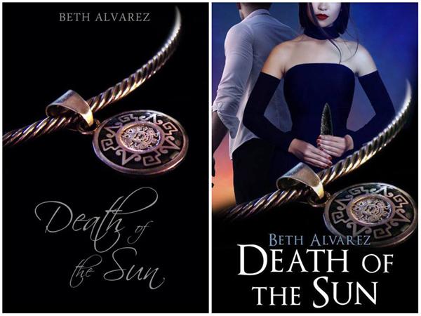 Death of the Sun cover comparison