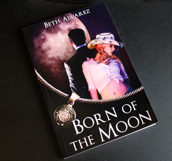 Born of the Moon paperback edition