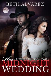 Her Midnight Wedding by Beth Alvarez
