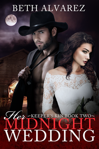 Her Midnight Wedding by Beth Alvarez