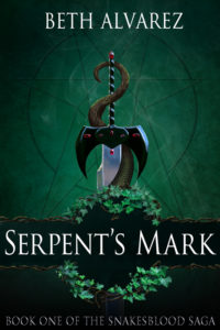 Serpent's Mark cover mockup